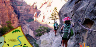 Hiking Southern Utah: Hidden Canyon in Zion National Park