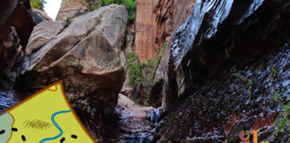 Hiking Southern Utah: Water Canyon