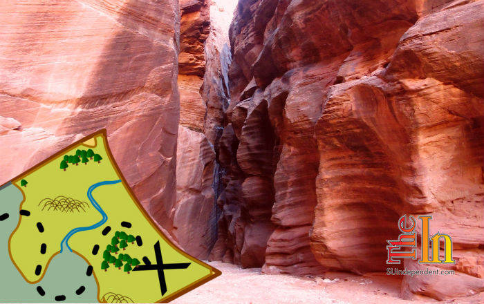 Hiking Southern Utah: Wire Pass Narrows