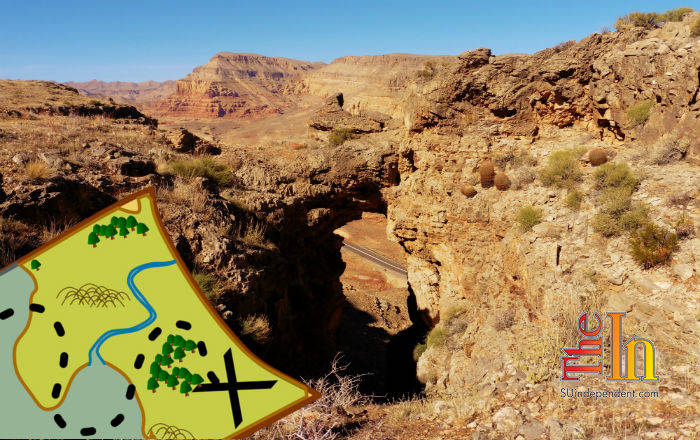 Hiking Southern Utah: Shivwits Arch