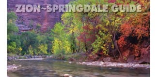 July 2015 Zion~Springdale Guide