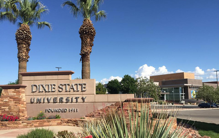 Dixie State University rebrand name