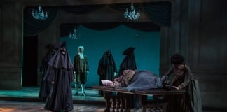 Theater review of Utah Shakespeare Festival Amadeus