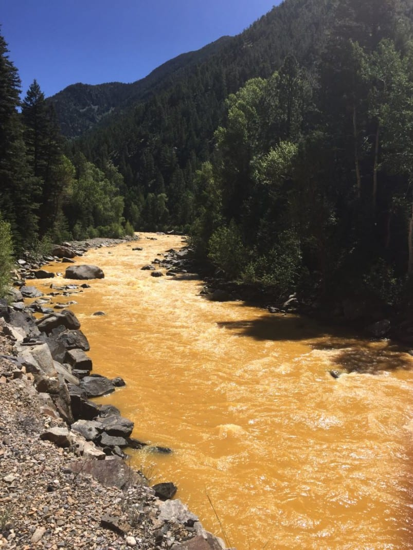 Gold King Mine Spill EPA