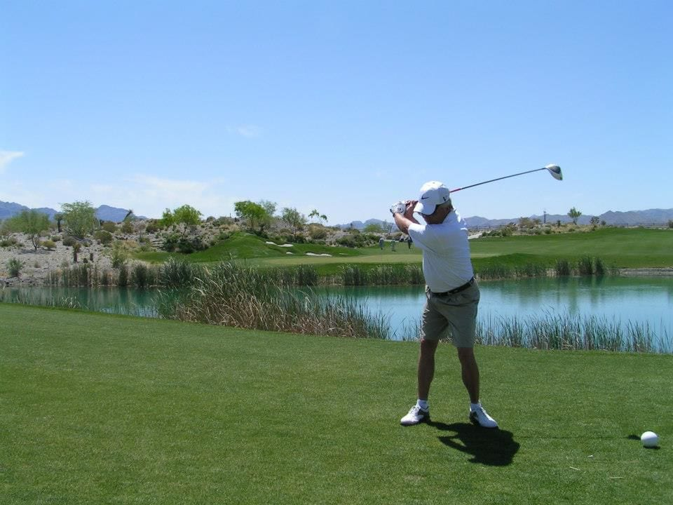Older, wiser, and playing the best golf of my life?