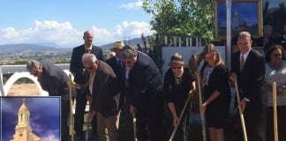 Cedar City temple groundbreaking ceremony two years in the making