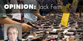 The Liberal dream for total gun control is a dangerous vision