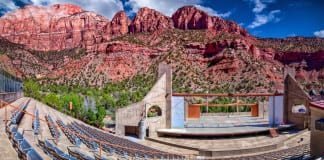 O.C. Tanner Amphitheater's Zion Summer Concert Series winds down