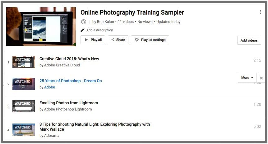Online Photography Training: Your guide to the best sites