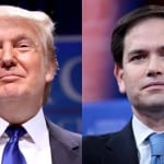 The Utah presidential primary 2016 poll | Trump Rubio