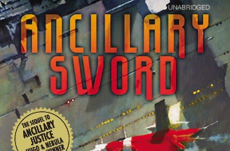 Audiobook and Book Review: 'Ancillary Sword' by Anne Leckie
