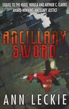 Audiobook and book review Ancillary Sword by Anne Leckie
