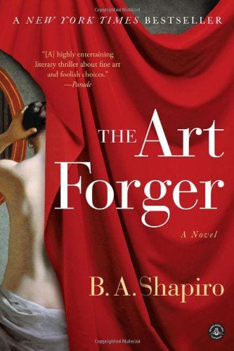 Art Forger Shapiro book review
