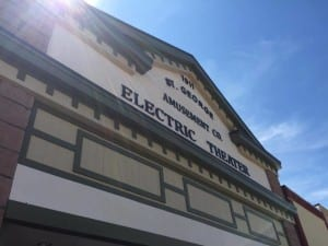 Electric Theater grand opening 2
