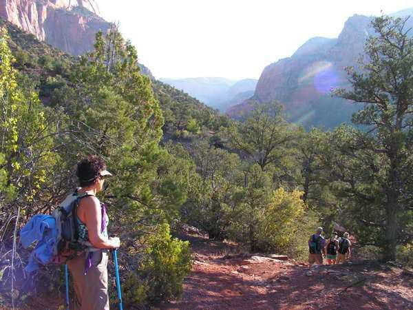 Exploring Southern Utah: Kolob Arch and Lee's Pass