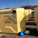 Recycling bins in St. George aren't for garbage