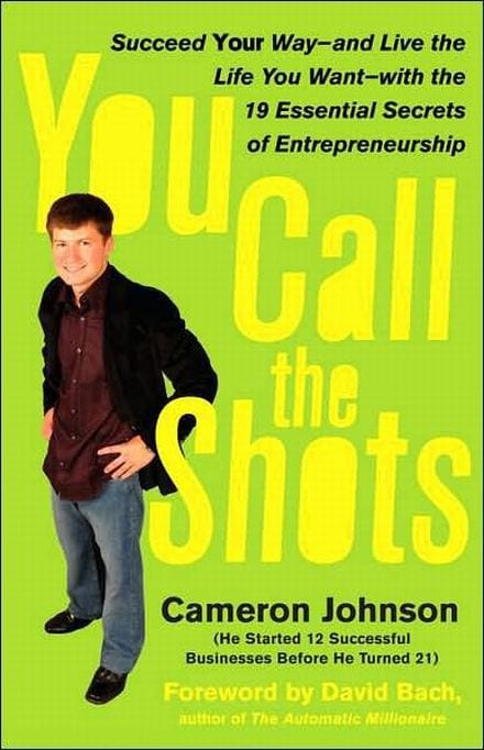 'You Call the Shots' book review book cover