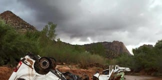 hildale flood assistance
