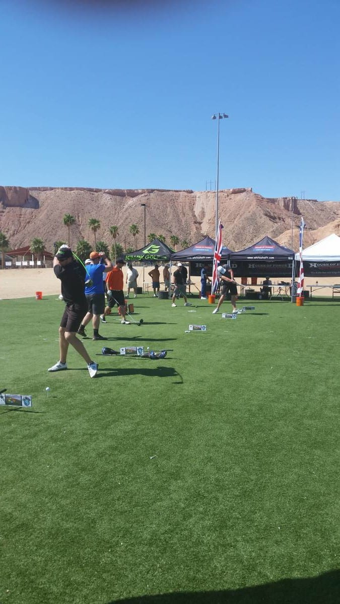 Mesquite Ultimate Long Drive Champion Open Division