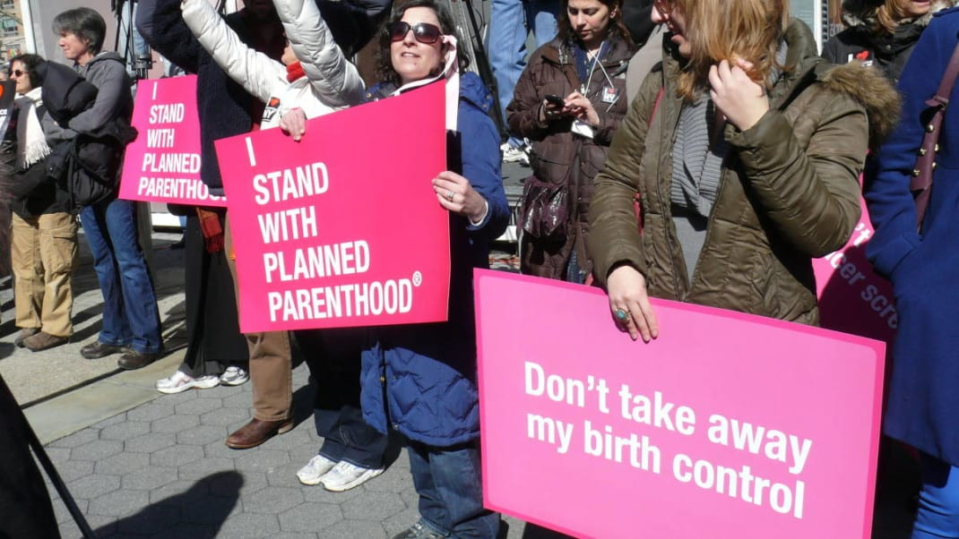 Utah Planned Parenthood funding battle
