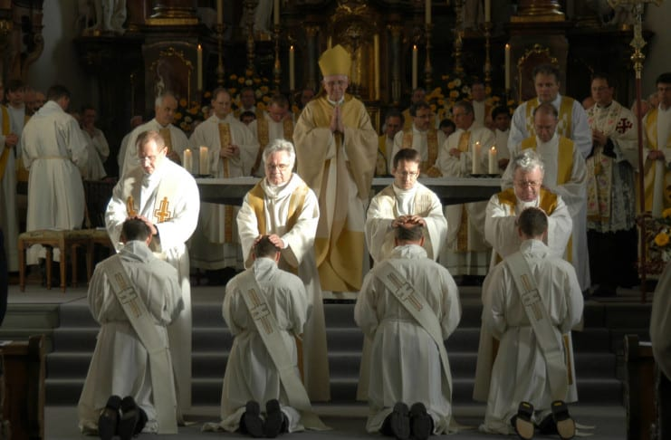 Pope Francis women priests