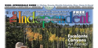 The Independent September 2015 Southern Utah