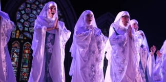Tuacahn Sister Act theatre review