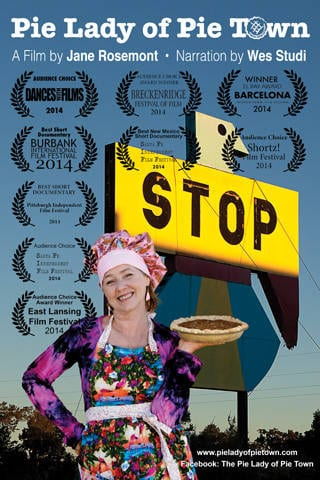 2015 DocUtah International Documentary Film Festival Pie Lady of Pie Town