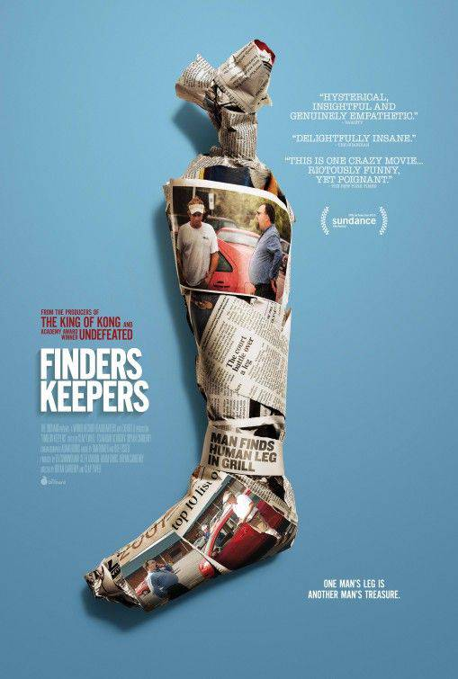 movie review Finders Keepers