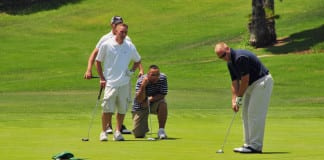 Golf Fore! P.A.W.S. Charity Golf Tournament Ledges