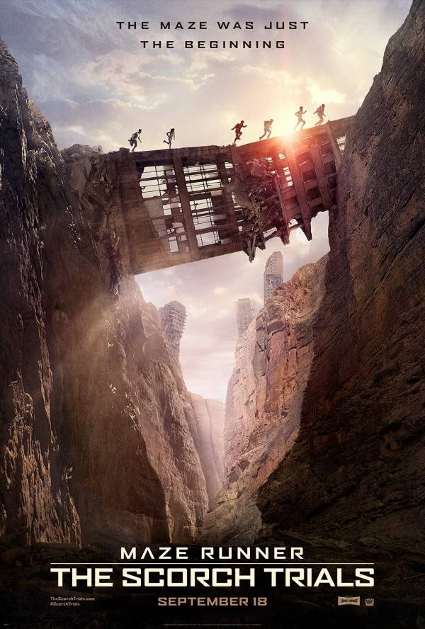 Maze Runner Scorch Trials Movie Review