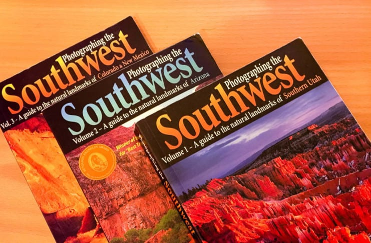 southwest landscape photography resources