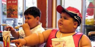 POLL: Do you think it's responsible to encourage children to eat fast food?