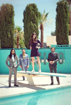 Album review Better Nature Silversun Pickups