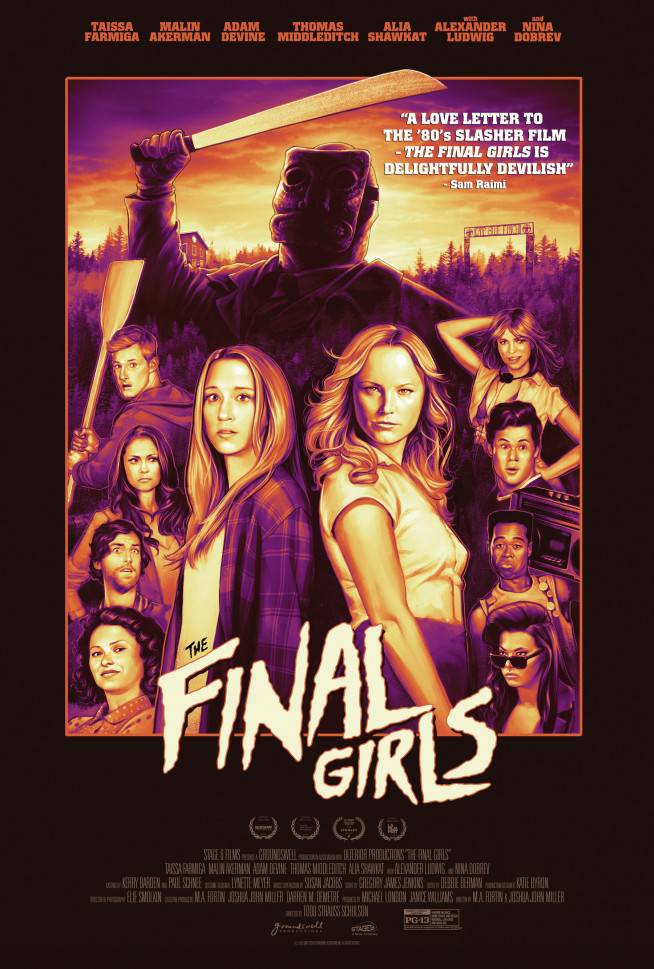 The Final Girls Movie Review