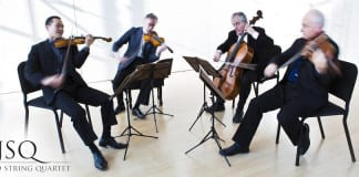 DSU Celebrity Concert Series Juilliard Quartet