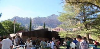 Zion Canyon Rotary Club auction