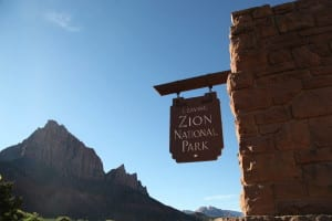 Zion National Park shuttle service transportation problems