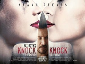 Knock Knock movie review Eli Roth