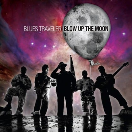 Album Review Blues Traveler Blow Up the Moon