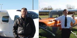 SUU Flight Instructors Plane Crash