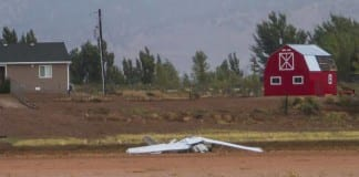 Cedar City plane crash