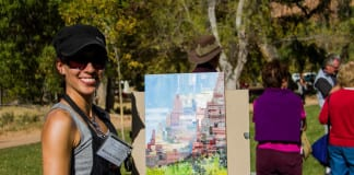 Zion National Park Plein Air Art Invitational