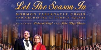 Album review Mormon Tabernacle Choir Let Season In