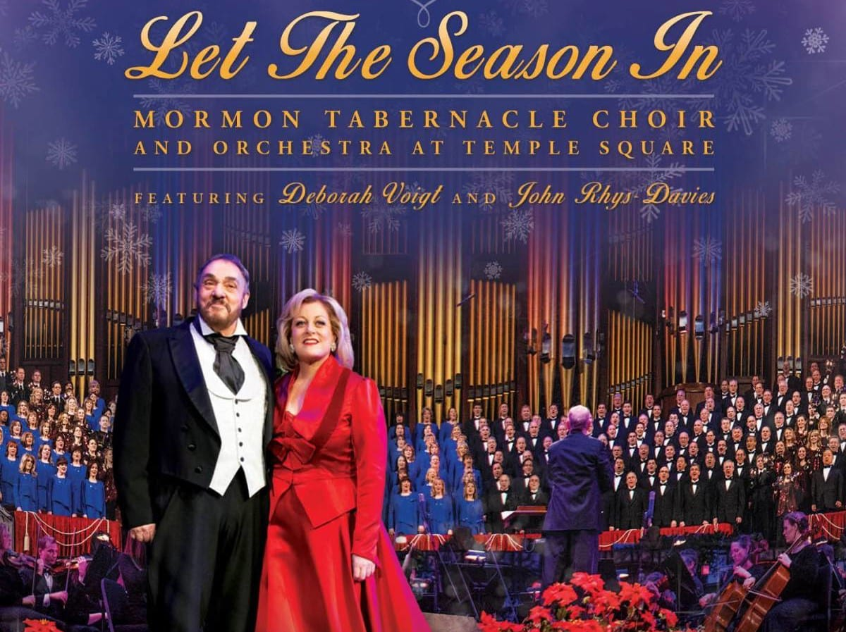 Album Review: \'Let the Season In\' highlights the Mormon Tabernacle ...