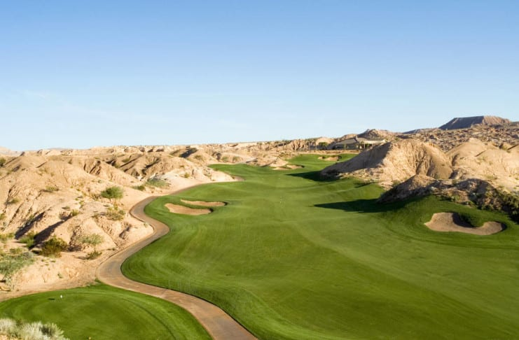 top 18 holes in Mesquite