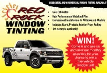 Independent Gift Giving Guide Redrock Window Tinting