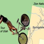 Springdale Town Council Tour of Utah