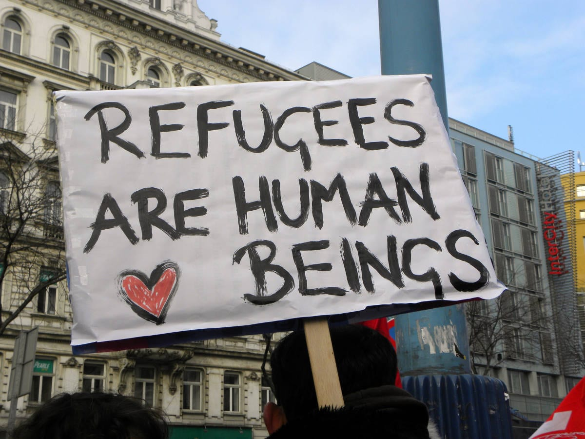 Refugees need your 2015 tax deductions