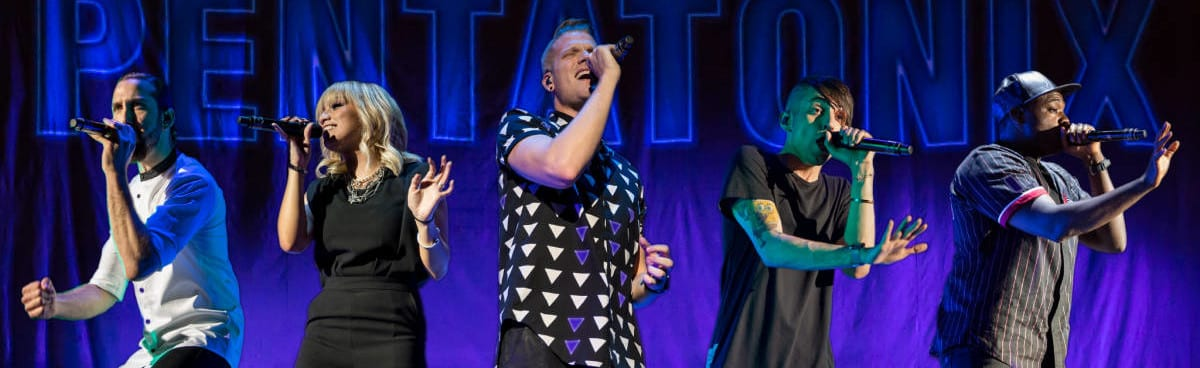 Album Review: Pentatonix's 'That's Christmas to Me' is a capella ...